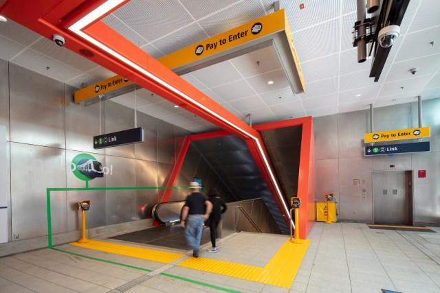 U District Station Seattle LMN Architects Sound Transit McMillen Jacobs Associates