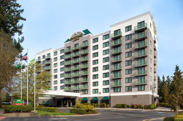 KKR, Chatham Lodging Trust, Federal Way, Courtyard Marriott Federal Way, REPA III