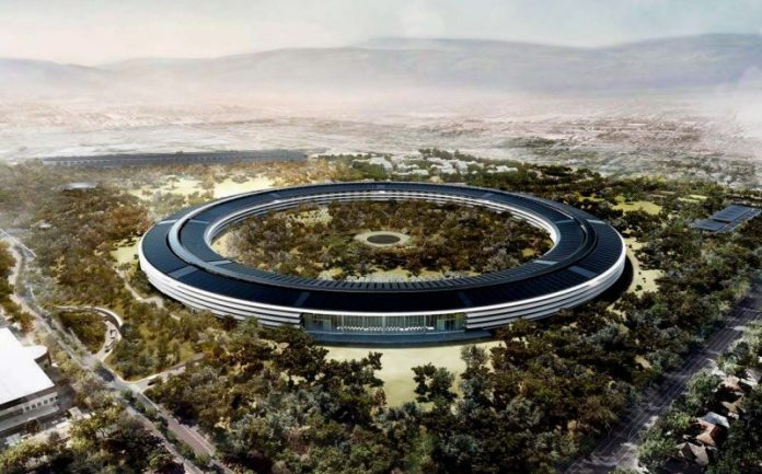 Apple campus The Registry real estate Cupertino