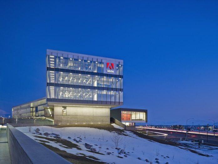 Adobe Systems Corporate Office, Lehi, Utah