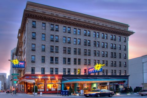 Triton Hotel San Francisco The Registry real estate