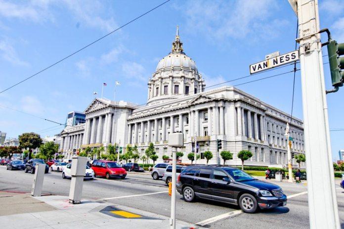 San Francisco City Hall Van Ness Avenue The Registry real estate