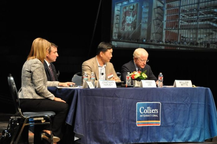Colliers Trends 2014 Silicon Valley San Jose real estate The Registry