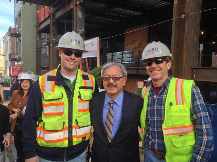 chinese hospital, san francisco, dpr construction, mayor ed lee, jacobs engineering group, san francisco news, bay area news, bay area construction