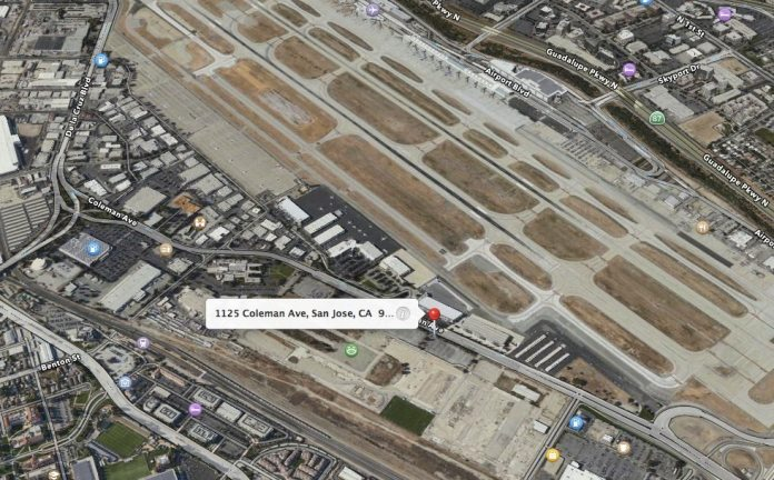 Coleman Highline, San José, Coleman Airport Partners, Bay Area, Hunter Properties, San Jose international Airport, Gensler, Roku, 8x8, The Mercury News, Agnews Soccer Complex, Santa Clara, Caltrain, Silicon Valley, Los Gatos,