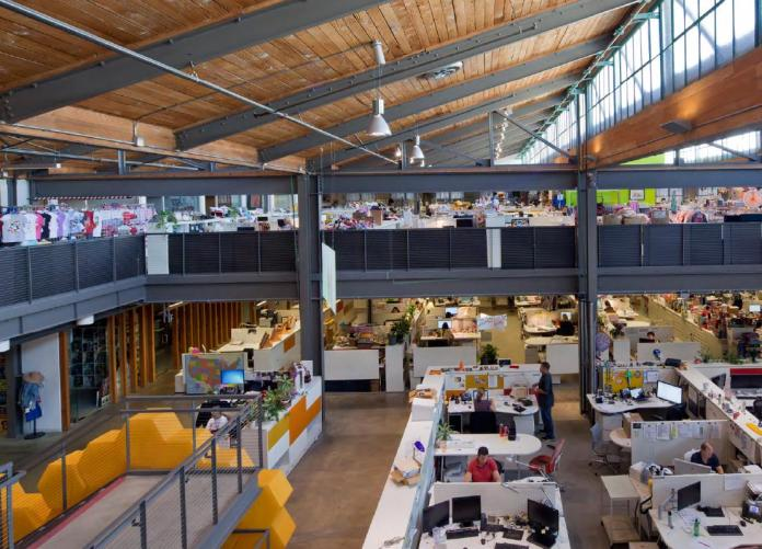 The Swig Company, Disney Store, Pasadena, San Francisco, Commercial Real Estate News