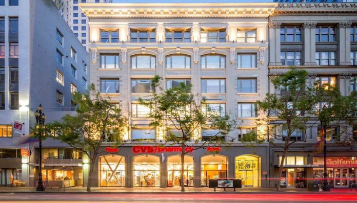 Jamestown, San Francisco, 731 Market Street, Columbia Property Trust, Invesco Real Estate, LaSalle Investment Management
