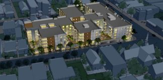 Mixed-Use Project Oakland, Courthouse Condominiums, MDH Architects, Trammel Crow Residential, Oakland Housing Authority, JS Builders, Curtis Development & Consulting