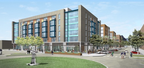 Equity Residential, One Henry Adams, residential real estate news, San Francisco, Mission Bay, Showplace Square,