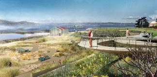 Presidio, San Francisco, New Presidio Parklands Project, James Corner Field Operations, The Presidio Trust