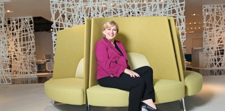 Better spaces, Sandi Jacobs, SideMark, Silicon Valley, Bay Area, commercial furniture, design, office space,