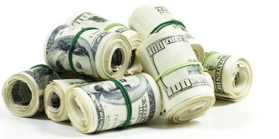 money rolls