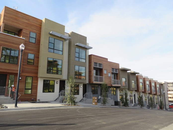 The Olympia Townhomes