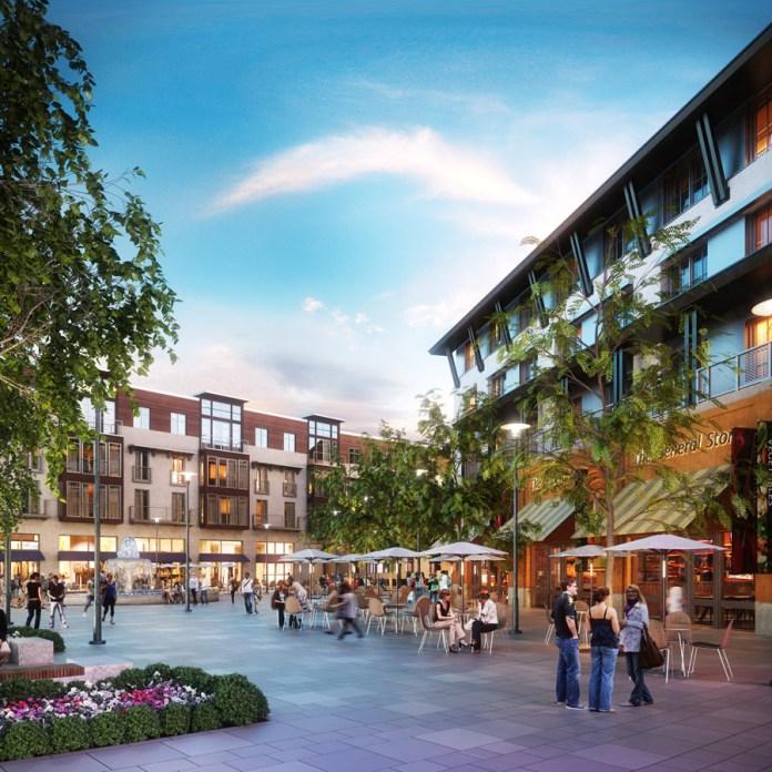 Bay Meadows, HSBC Bank USA, residential real estate new, BAR Architects, San Mateo, Stockbridge Capital Group, Wilson Meany
