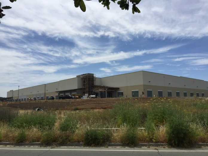 Napa, Bay Area, Greenwood Business Park, DTZ, Walnut Creek, New York Life Real Estate Investors, Devcon Construction, Vynapse, Brooks Pedder