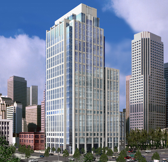 199 Fremont DivcoWest CalSTRS California State Teachers Retirement System Newmark Knight Frank GLL Real Estate Partners Wells Fargo San Francisco