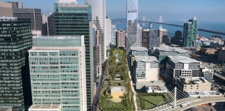 Transbay Transit Center, San Francisco, Colliers International, 524 Howard LLC, Crescent Heights, Chad Mitchell Associates