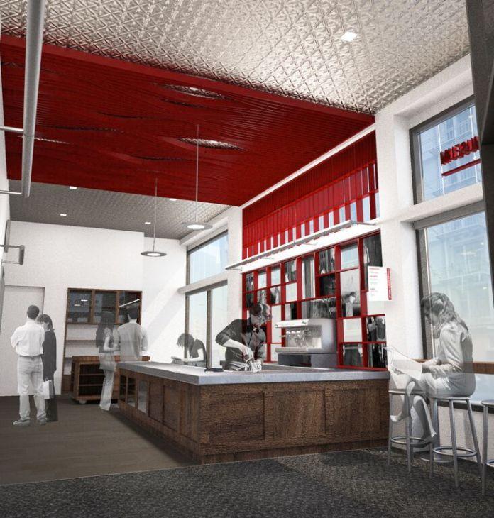 Tenderloin Museum, San Francisco, Perkins+Will, Cadillac Hotel, Santos and Urrutia, Webcor, West Office Exhibition Design