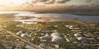 North Bayshore Precise Plan, Mountain View, North Bayshore, Google, LinkedIn, Developer, Shoreline Commons, Sobrato, Rees Properties, Silicon Valley