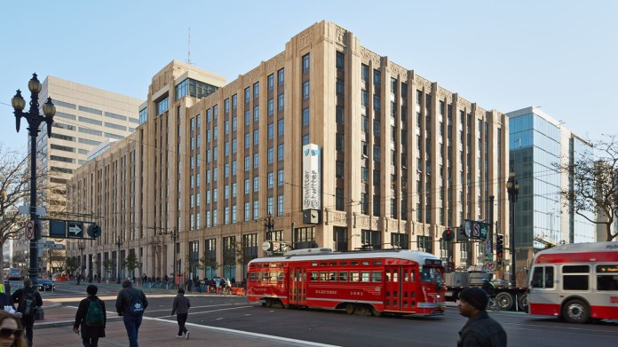 Shorenstein, J.P. Morgan Asset Management, Market Square, Twitter headquarters, San Francisco
