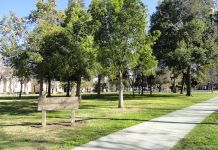 St James Park, San Jose, Barry Swenson Builder, Park View Towers, Fairfield Residential, Marshall Squares, San Jose Downtown Association