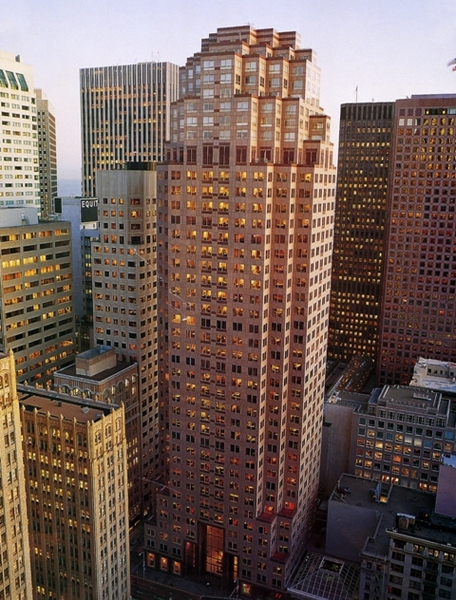 333 Bush, Tishman Speyer, San Francisco, Massachusetts Pension Reserves Investment Management Board, DivcoWest, Mass PRIM, AEW Capital Management