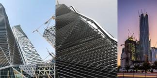 HOK, Council on Tall Buildings and Urban Habitat, Capital Market Authority Tower, Omrania & Associates, Al Ra'idah Investment Company, Riyadh