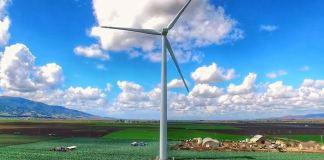 Salinas Valley, Gonzales, Monterey, windmill, HealthySoil, Converted Organics, Growers Express, Ramsey Highlander, Constellation Brands