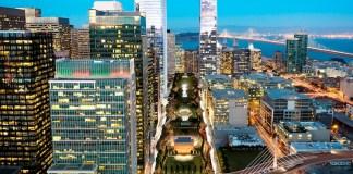 Transbay, San Francisco, Land, Transbay Joint Powers Authority, Bay Area, Transbay Transit Center, Parcel F