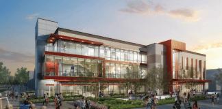 San Jose State University, RATCLIFF Architects, Blach Construction Company, San Jose, Bay Area, Student Wellness Center, Silicon Valley, San Francisco