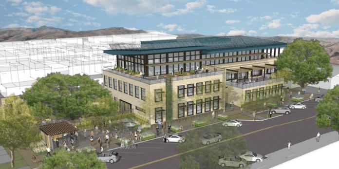 Lane Partners, Menlo Park, Bay Area, Alma Station, El Camino/Downtown Specific Plan, BAR Architects, San Francisco