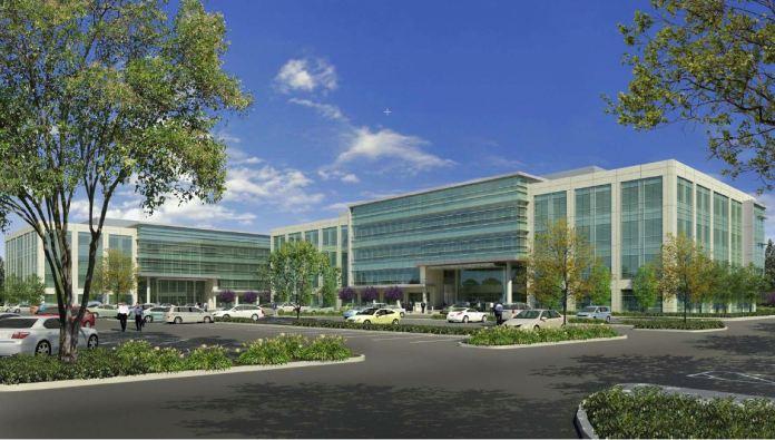 Clarion Partners Santa Clara Palo Alto Menlo Equities Beacon Capital Partners Silicon Valley Eastdil Secured Oregon Public Employees Retirement Fund