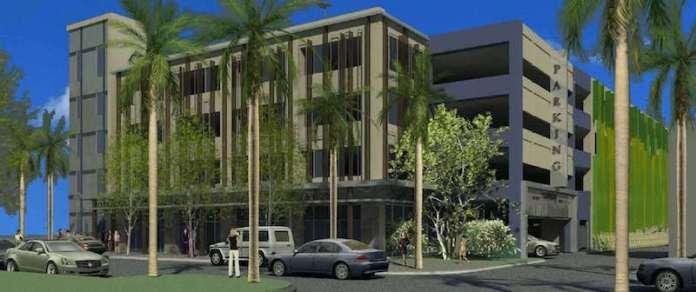 Swinerton Builders, The Stahl Companies, IDG Parkitects, Ventura, Community Memorial Health System Parking Structure