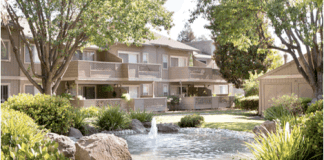 Grosvenor Americas, Waterstone Apartments, Silicon Valley, Grosvenor Group, Bay Area, San Jose, Trailside Terrace, Belmont