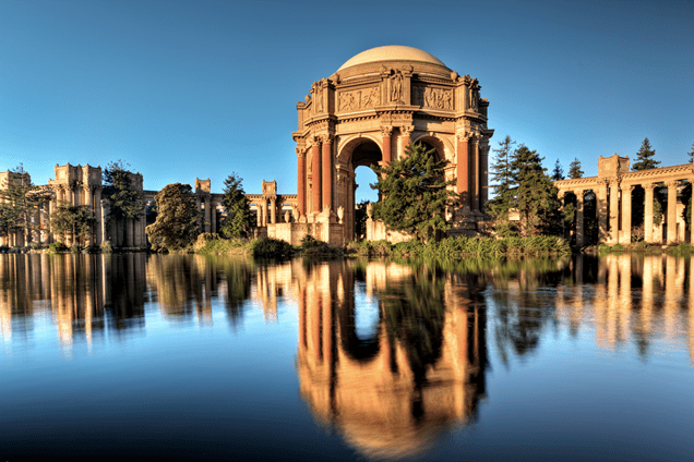 TMG Partners, Flynn Properties, Palace of Fine Arts, San Francisco, California Historical Society, Maybeck Center, The Exploratorium, Palace Theater, Bay Area, Hornberger and Worstell