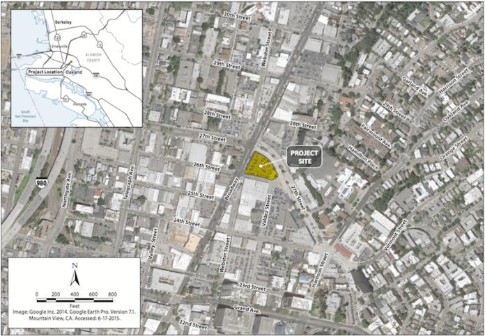 Oakland, Hanover Company, Broadway Valdez, TCA Architects, San Ramon, Bay Area