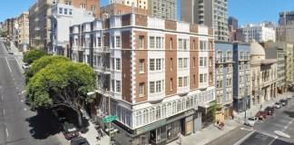 San Francisco Ivanhoe Cambridge Veritas Investments