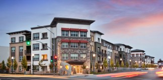 888 San Mateo, International Builders Show, NAHB 2016 Best Green Multifamily Project of the Year, TCA Architects, Sares Regis Group
