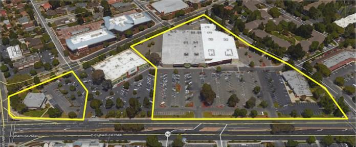 PCCP, Hunter Properties, PCCP, Sunnyvale, San Francisco, Cupertino, Roman Catholic Diocese of San Jose, Village Oaks Shopping Center, San Jose, Bay Area