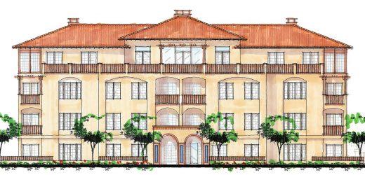 San Mateo, Bay Area, Multifamily, Gateway, Wall Street Properties, Peninsula, Fremont Terrace Associates, Gateway Specific Plan