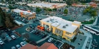 Marcus & Millichap Saich Way Station Cupertino Palo Alto San Francisco Borelli Investment Co. Kirk Trammell Apple Vallco Shopping Mall