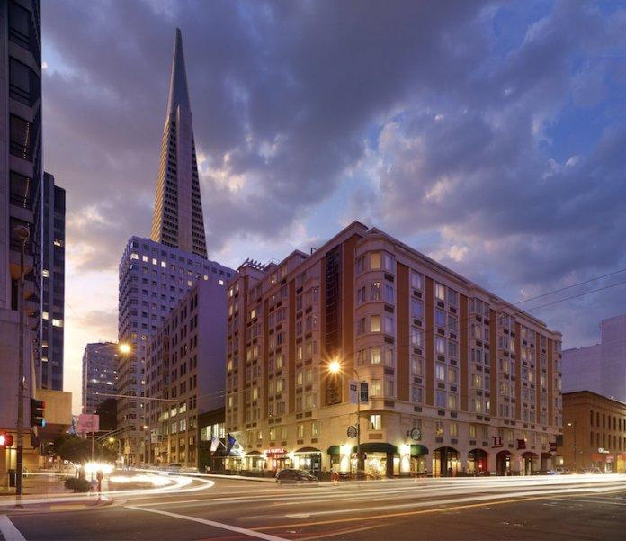 Blackstone, San Francisco, Cornerstone Real Estate Advisers, Club Quarters, California State Teachers Retirement System, Bay Area