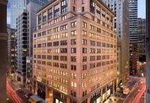 Adam Grant Building San Francisco Credit Suisse JLL Hotwire Expedia Seagate Properties LEED Rob Hielscher Michel Seifer JLL Capital Markets 114 Sansome