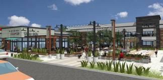 Walnut Creek, Rossmoor Shopping Center, Tallen, Citivest