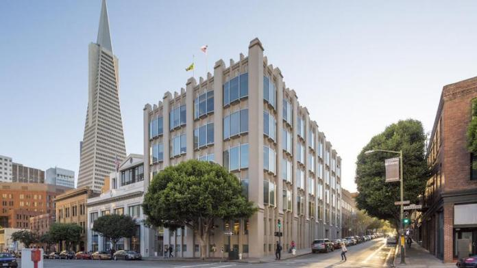 755 Sansome San Francisco