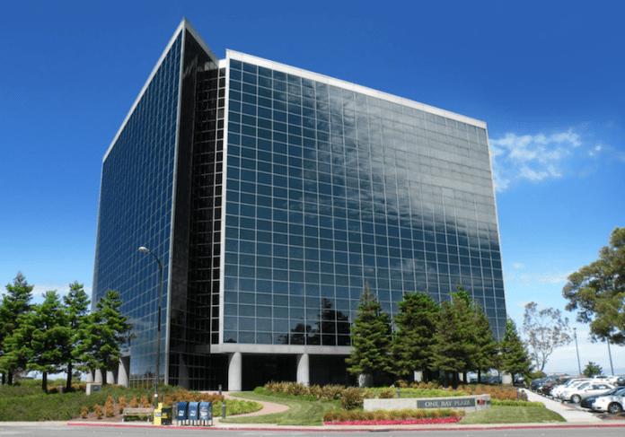 Hudson Pacific Equity Office Properties Blackstone One Bay Plaza Eastdil Secured Burlingame Peninsula San Francisco Bay Area real estate