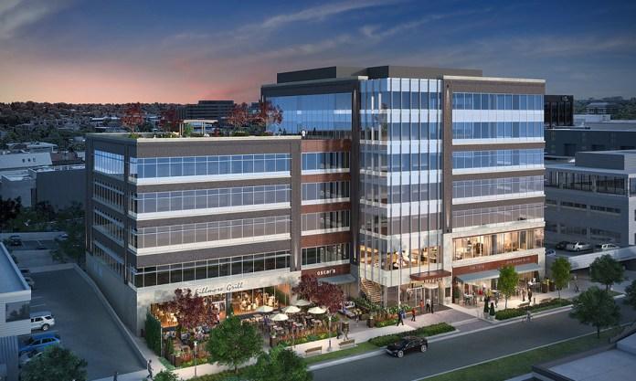 Civica Cherry Creek, Schnitzer West, J.P. Morgan Asset Management, View Inc.