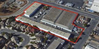 Salinas Newmark Realty Capital West Market Center