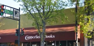 Copperfield's Books, San Rafael, Bay Area, Keegan & Coppin