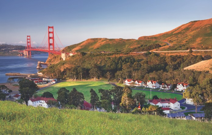 Sonnenblick-Eichner Sausalito San Francisco Bay Area Cavallo Point hotel financing loan Cavallo Point-The Lodge at the Golden Gate